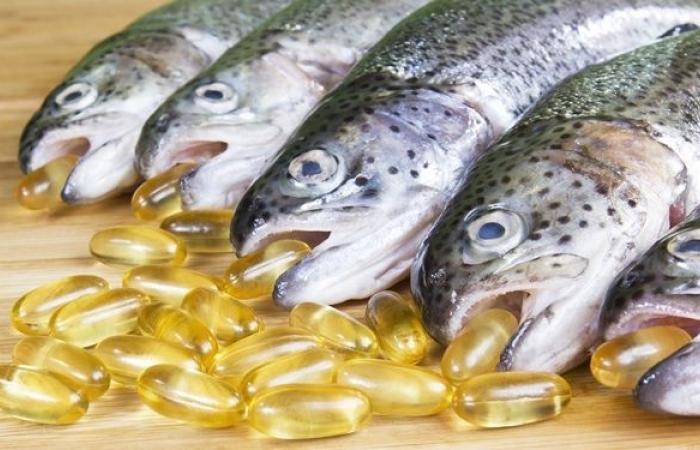 فوائد زيت السمك